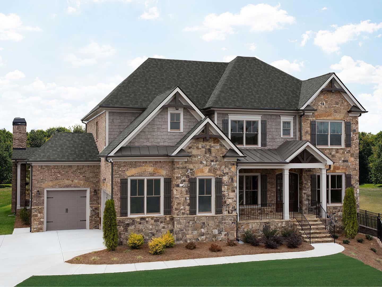 Atlas Briarwood Pro Driftwood HD House