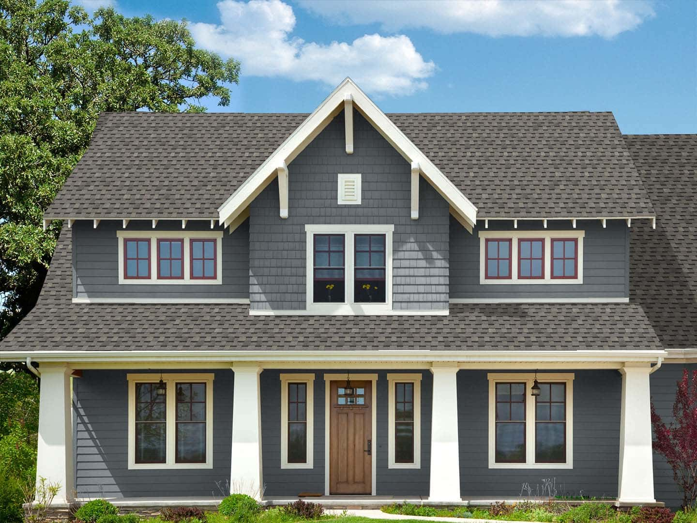 Atlas ProLam Hearthstone Gray House