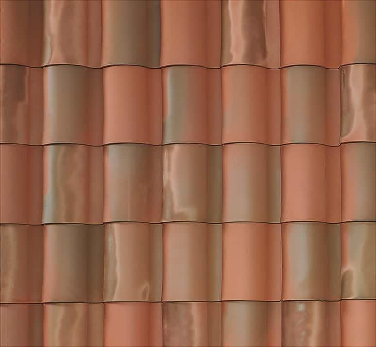 "BORAL 1-Piece ""S"" Tile Palermo Blend Swatch"