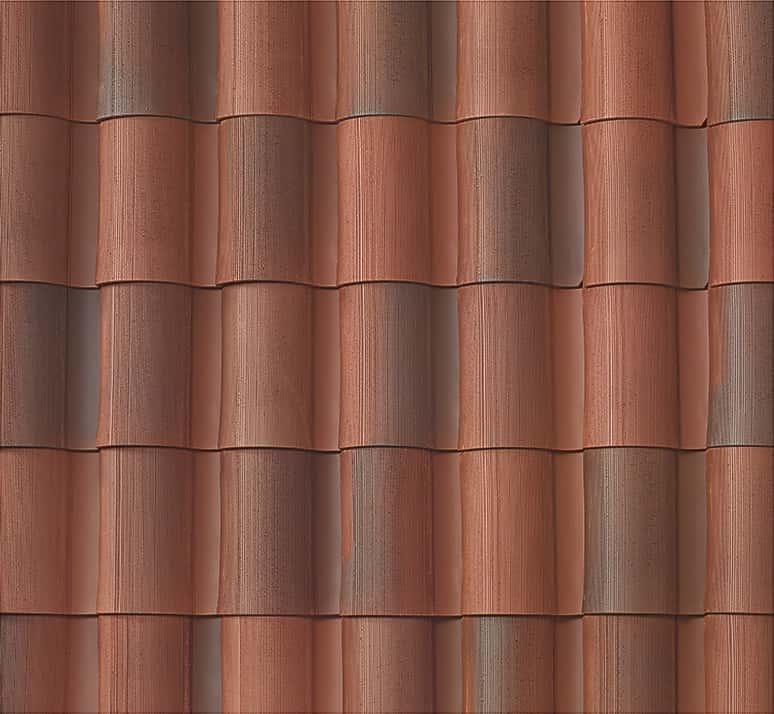 "BORAL 1-Piece ""S"" Tile Rustic Newport Swatch"