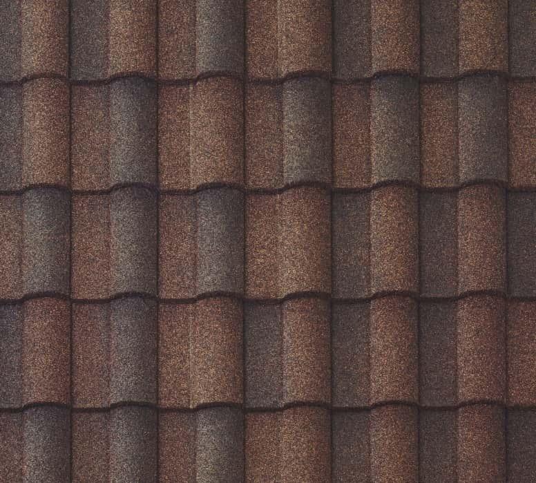 BORAL Barrel-Vault Tile Barclay Swatch