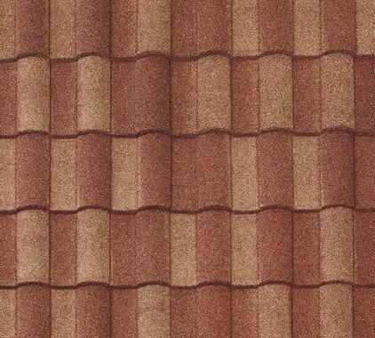 BORAL Barrel-Vault Tile Sante Fe Swatch