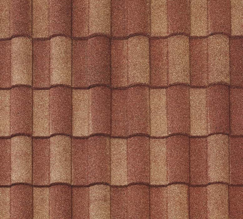 BORAL Barrel-Vault Tile Sante Fe Swatch
