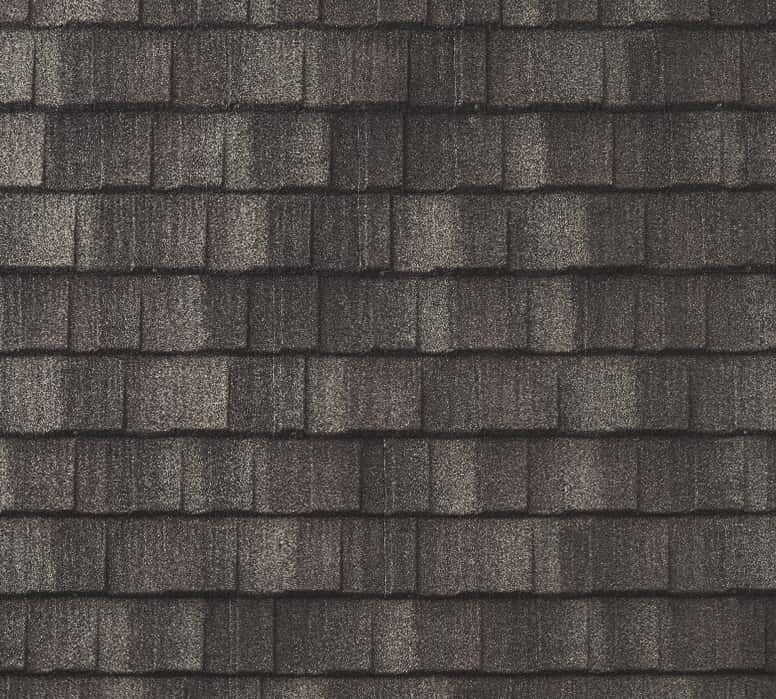 BORAL Cottage Shingle Charcoal HD Swatch
