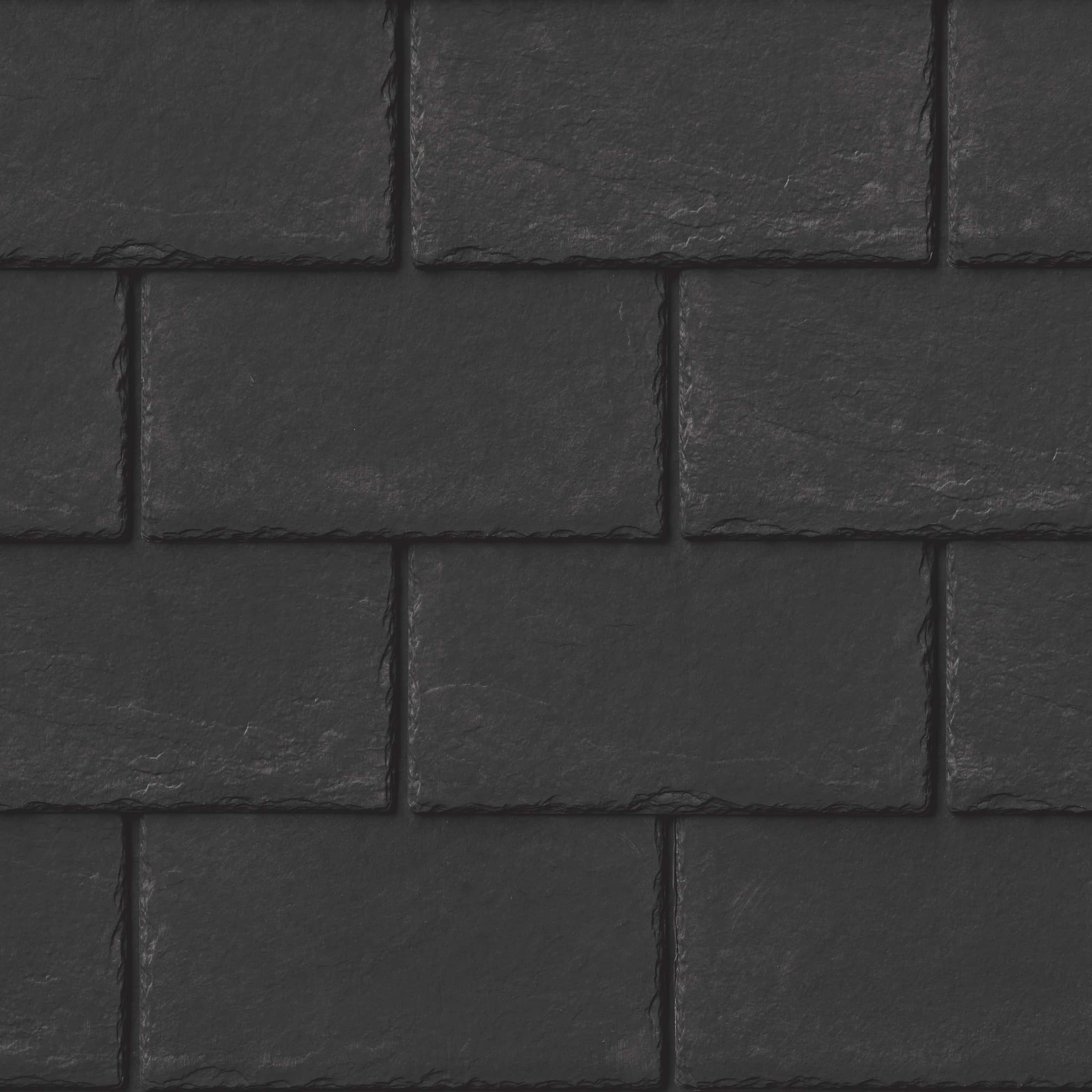 BORAL Classic Slate Charcoal Black Swatch