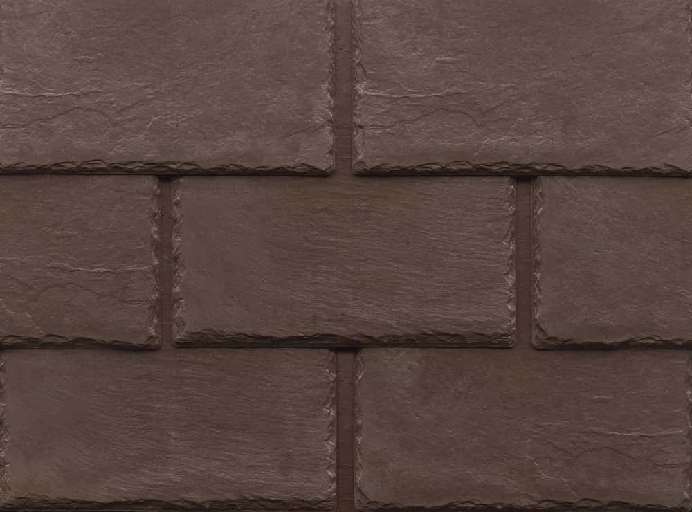 BORAL Classic Slate Chestnut Brown Swatch