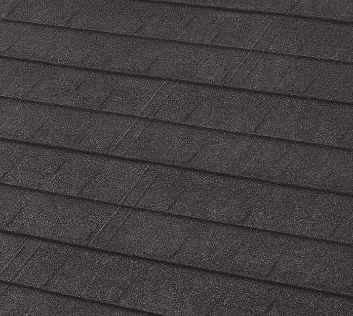 BORAL Granite-Ridge Shingle Charcoal House