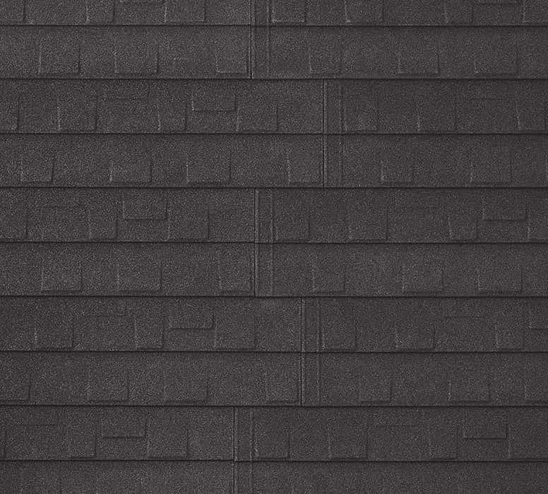 BORAL Granite-Ridge Shingle Charcoal Swatch