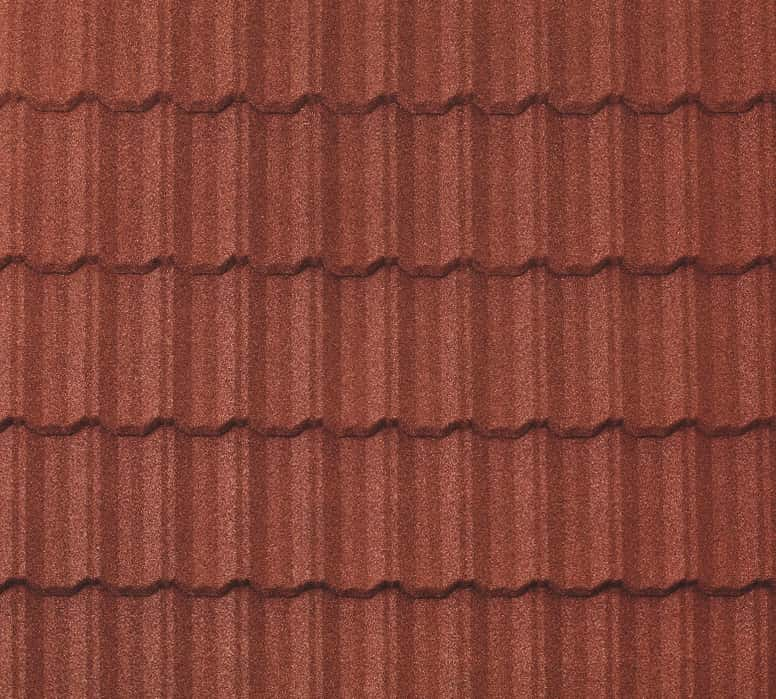 BORAL Pacific Tile Spanish Red Swatch
