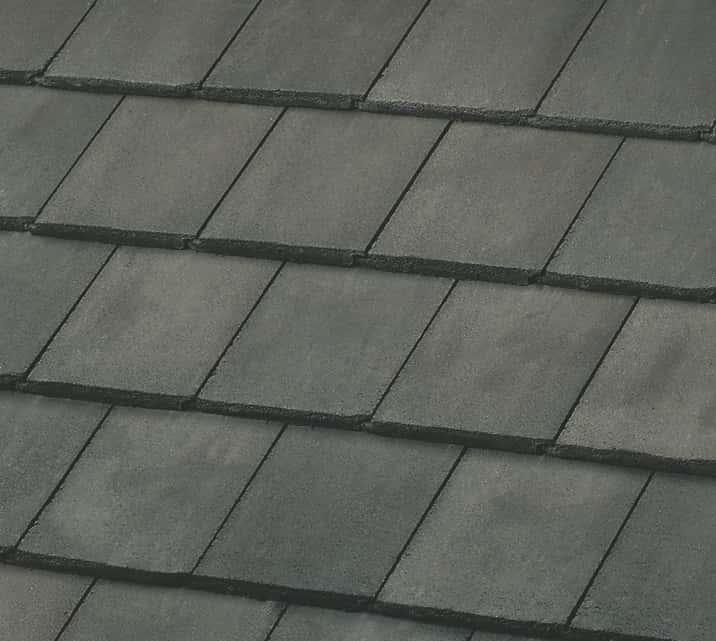 BORAL Saxony Slate Impact Black Canyon House
