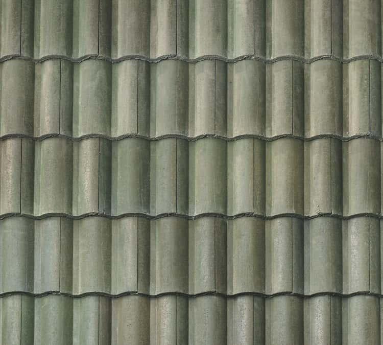 BORAL Villa 900 Prairie Green Swatch