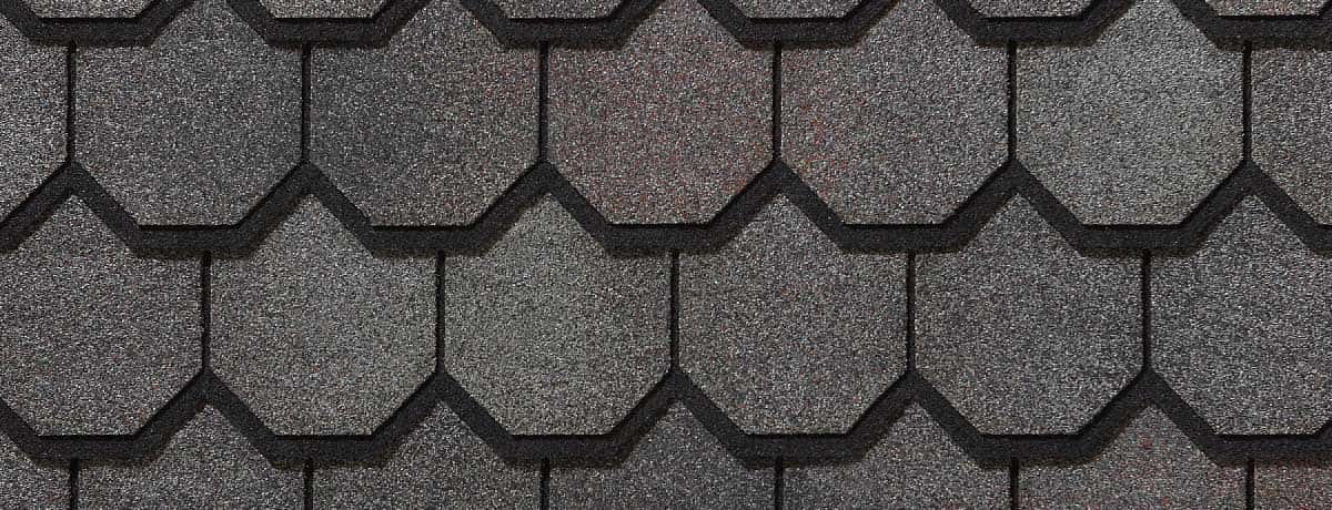 Certainteed Carriage House Colonial Slate Swatch
