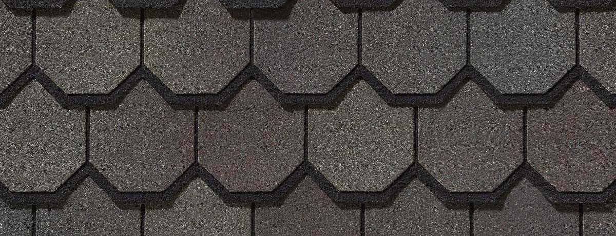 Certainteed Carriage House Gatehouse Slate Swatch