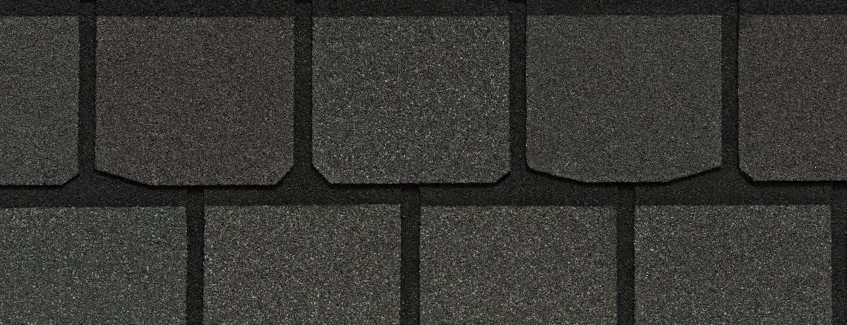 Certainteed Highland Slate Fieldstone Swatch