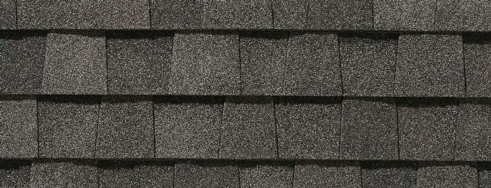 Certainteed Landmark IR Colonial Slate Swatch