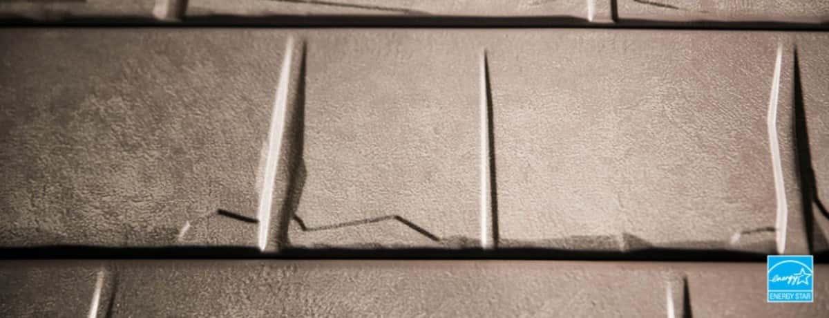 Certainteed Matterhorn Metal Slate Brownstone Swatch