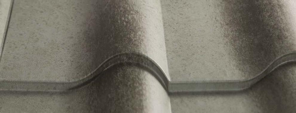 Certainteed Matterhorn Metal Tile Weathered Sage Swatch