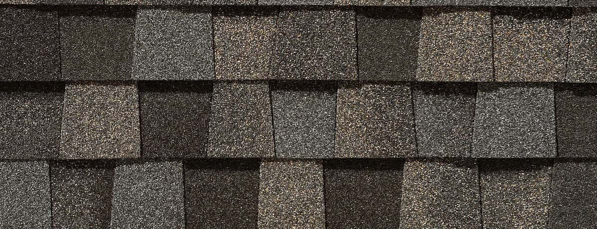 Certainteed Northgate Max Def Weathered Wood Swatch