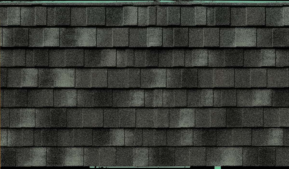 DECRA Shingle XD Natural Slate Swatch