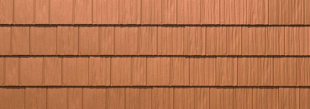 EDCO Arrowline® Shake Copper Swatch