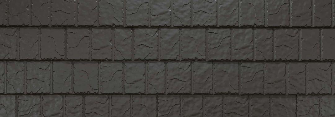 EDCO Arrowline® Slate Charcoal Gray Swatch