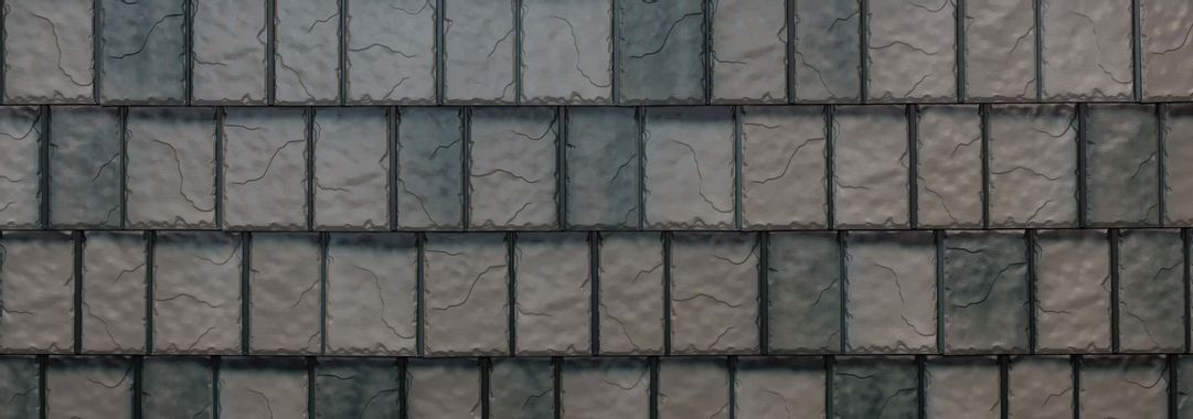 EDCO Arrowline® Slate Charcoal Gray Blend Swatch