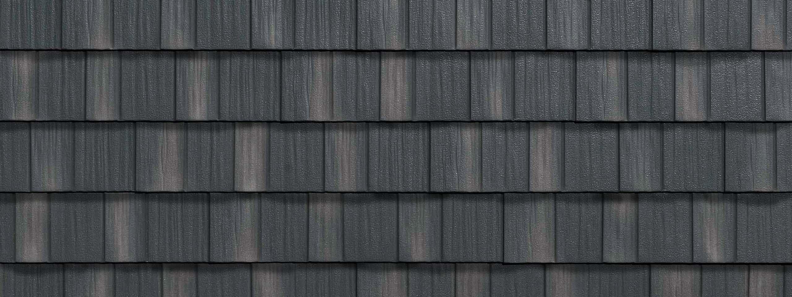 EDCO Infiniti® Textured Steel Shake Granite Gray Enhanced Swatch