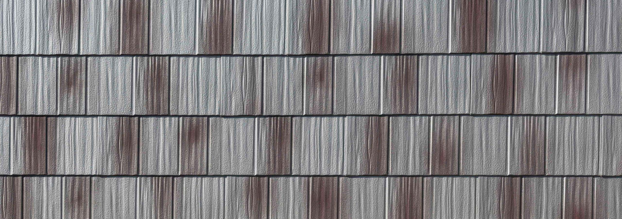 EDCO Infiniti® Textured Steel Shake Roadhouse Swatch
