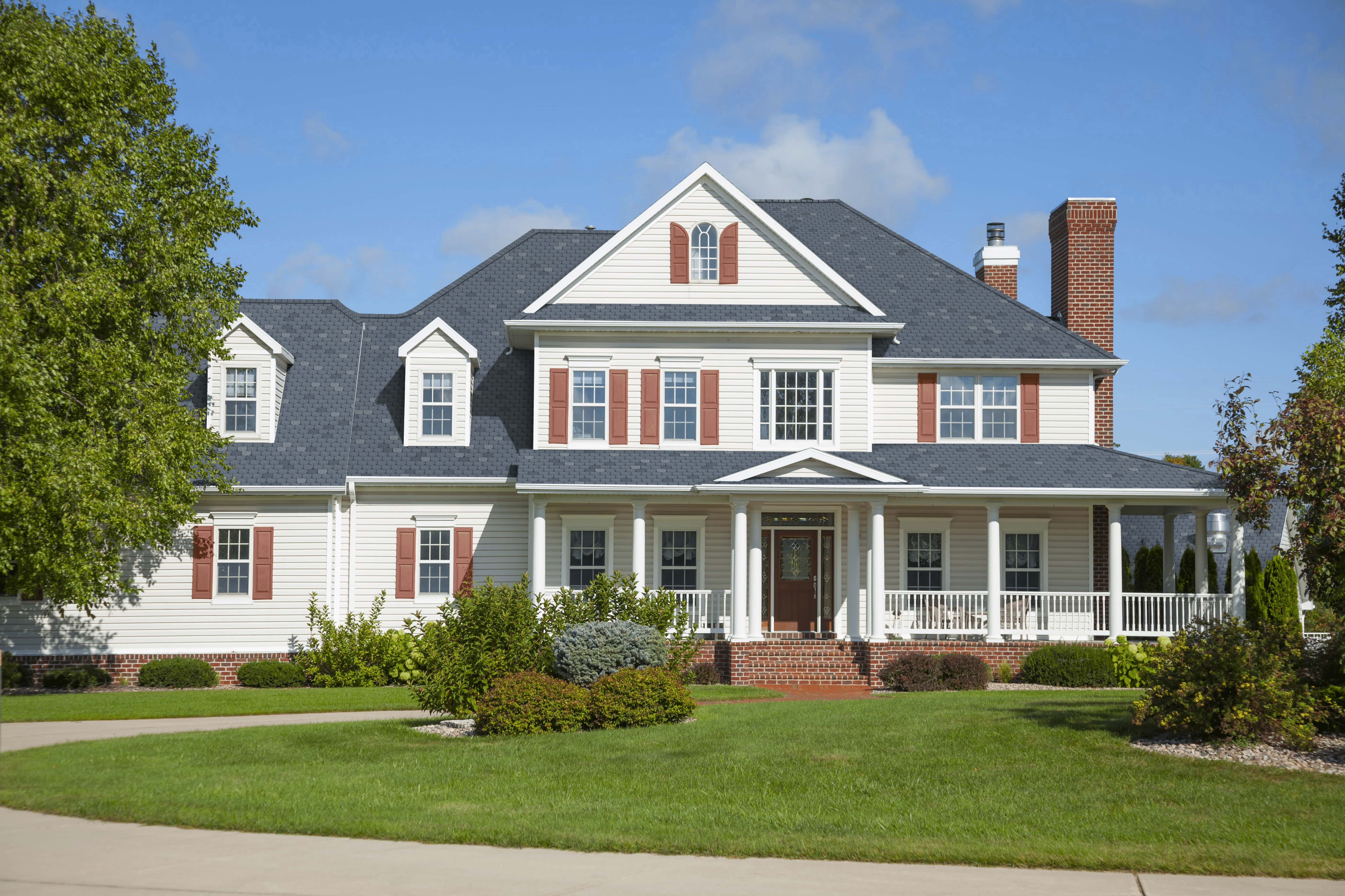 F-Wave REVIA™ Designer Slate Estate Series Hampton Estate House