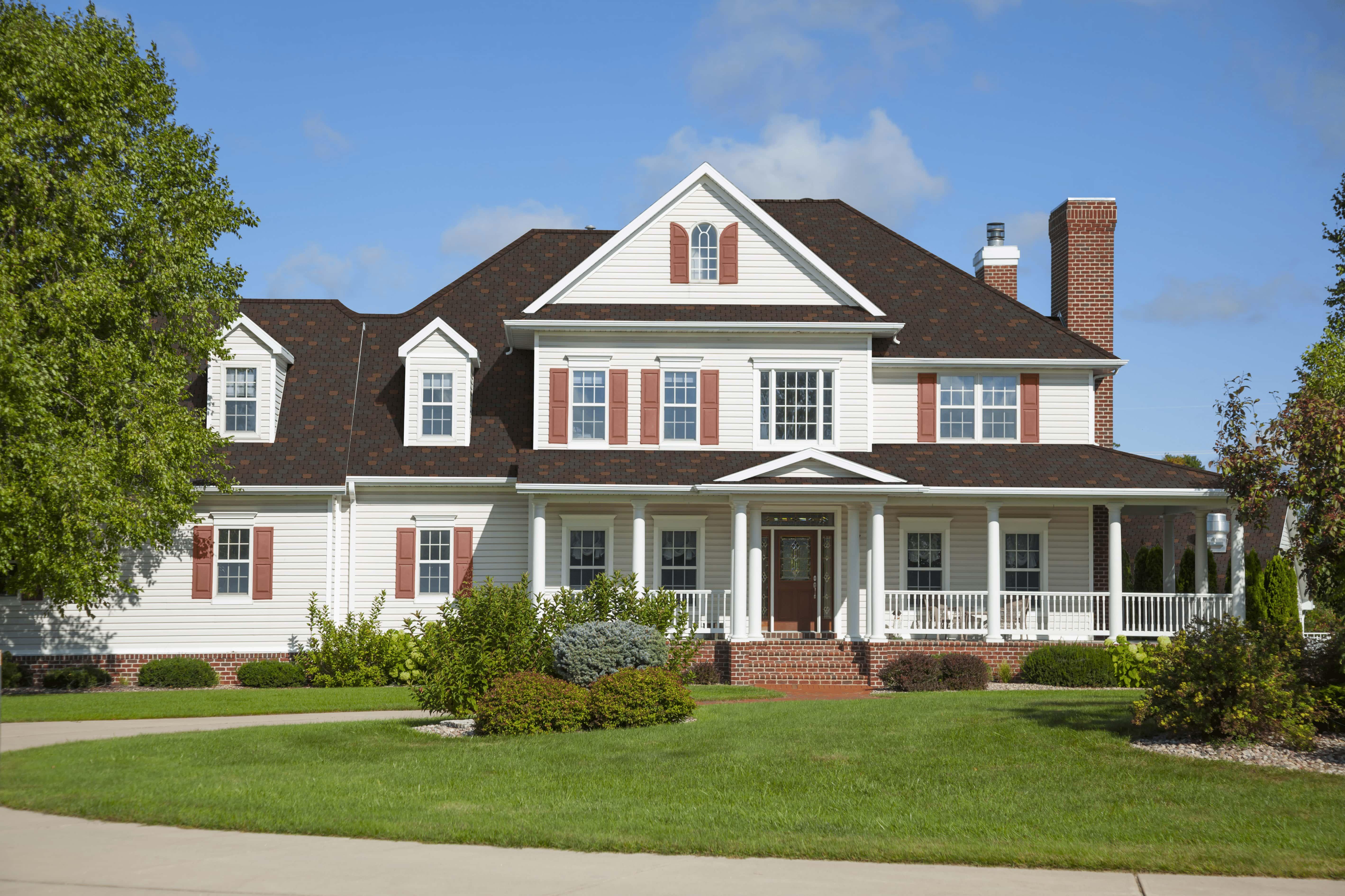 F-Wave REVIA™ Designer Slate Estate Series Sonoma Estate House