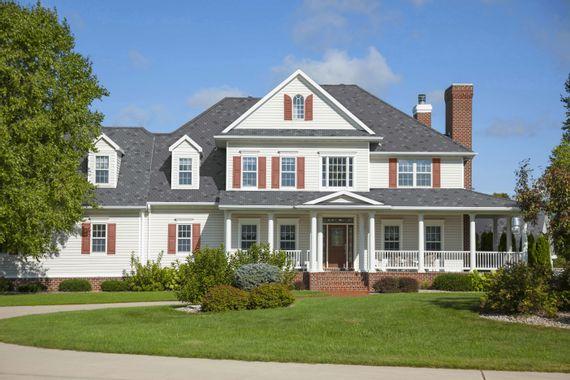 F-Wave REVIA™ Designer Slate Estate Series Woodland Estate Swatch