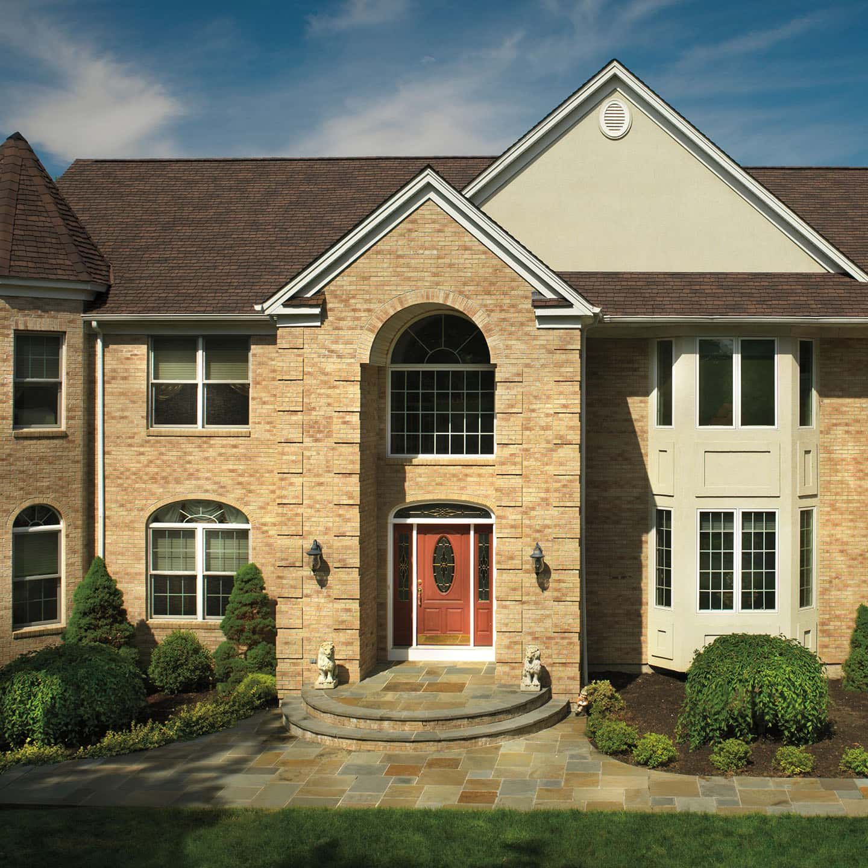GAF Glenwood Adobe Clay House