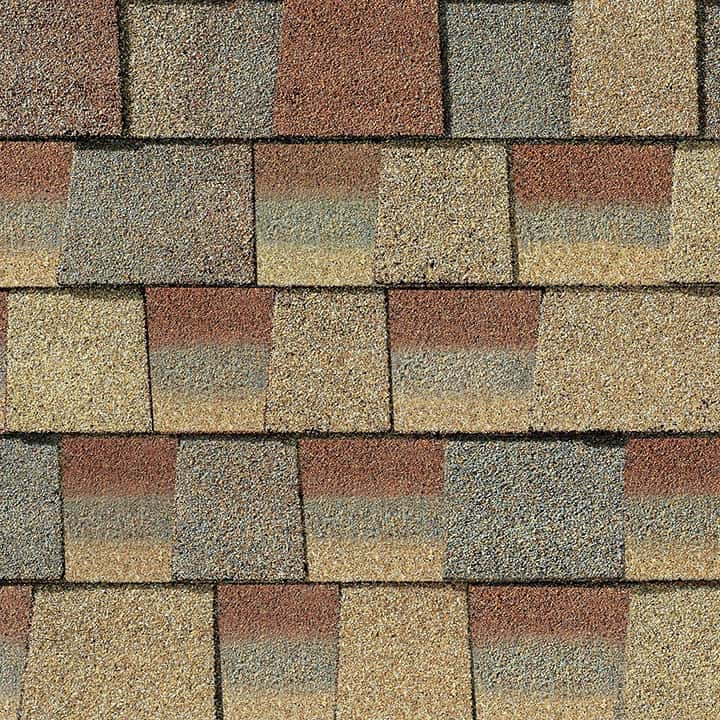 GAF Timberline HDZ Copper Canyon Swatch