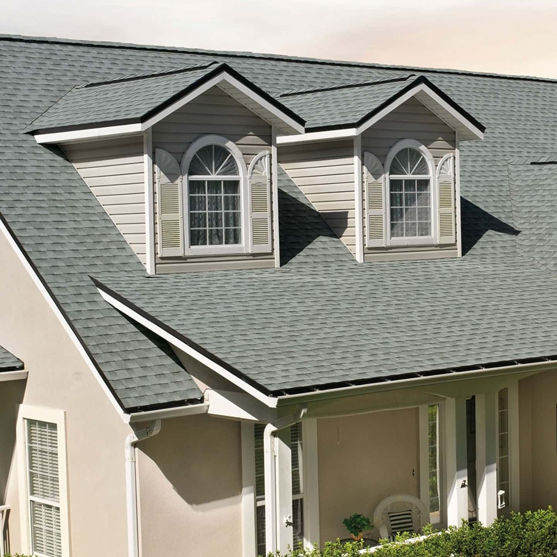 GAF Timberline HDZ Reflector Series Birchwood House