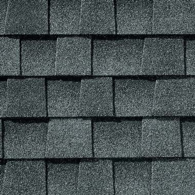 GAF Timberline Natural Shadow Pewter Gray Swatch