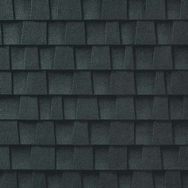 GAF Timberline UHD Reflector Series Charcoal Swatch