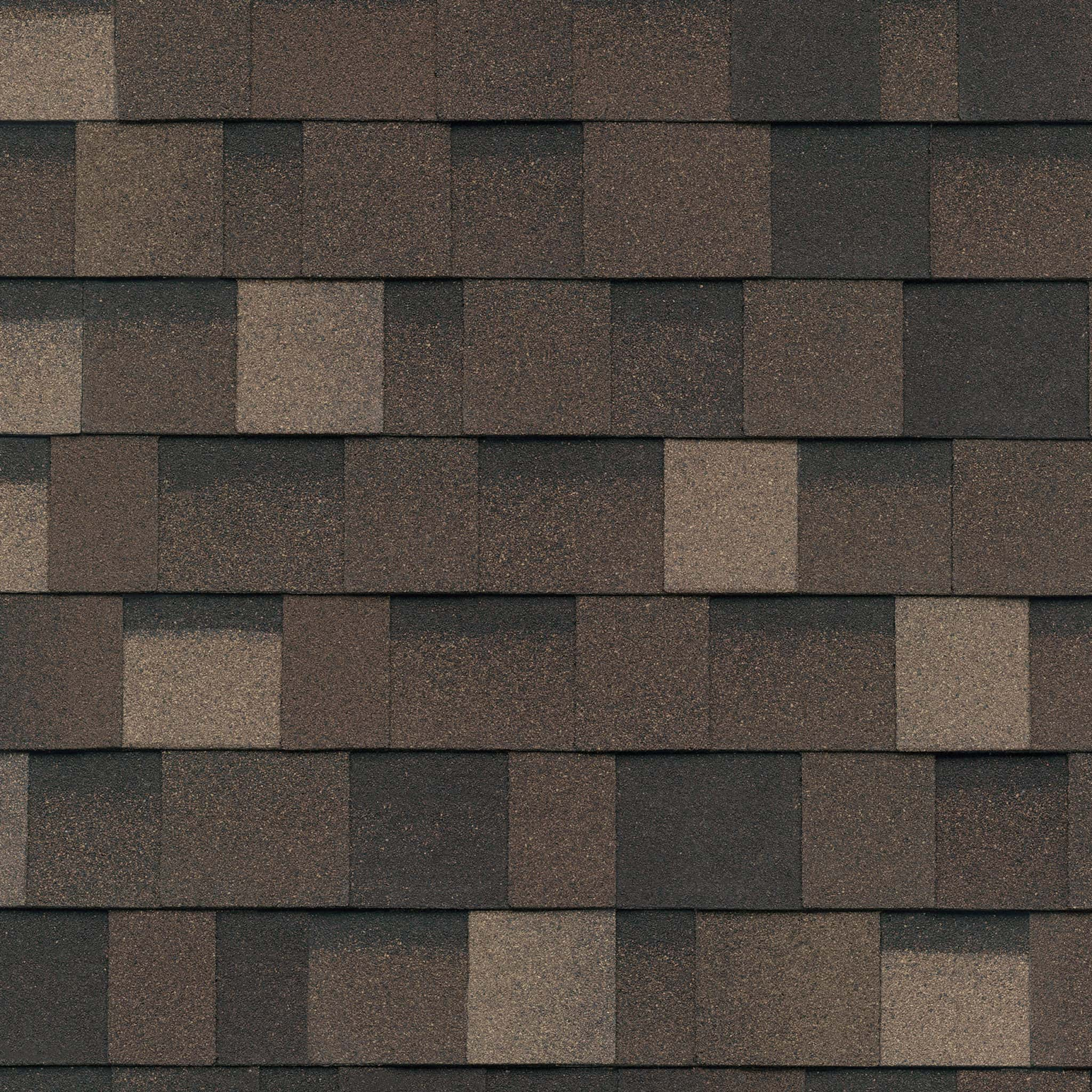 IKO Nordic Brownstone Swatch