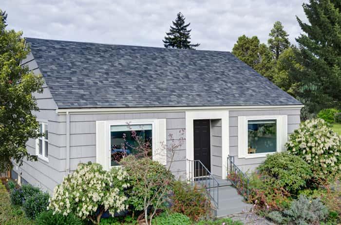 Malarkey Vista Storm Grey House