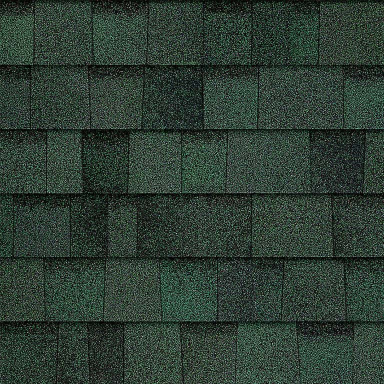Owens Corning Duration Chateau Green Swatch