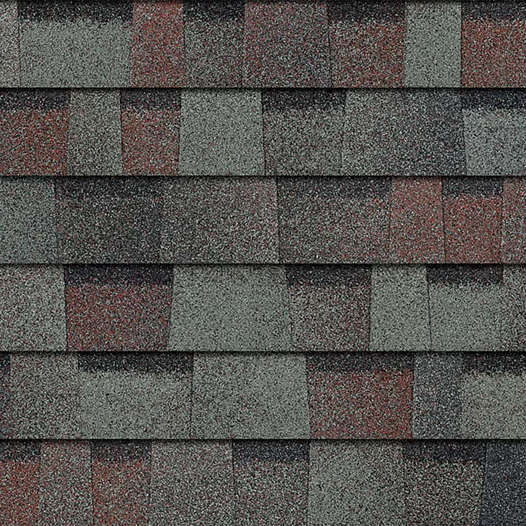 Owens Corning Duration Colonial Slate Swatch