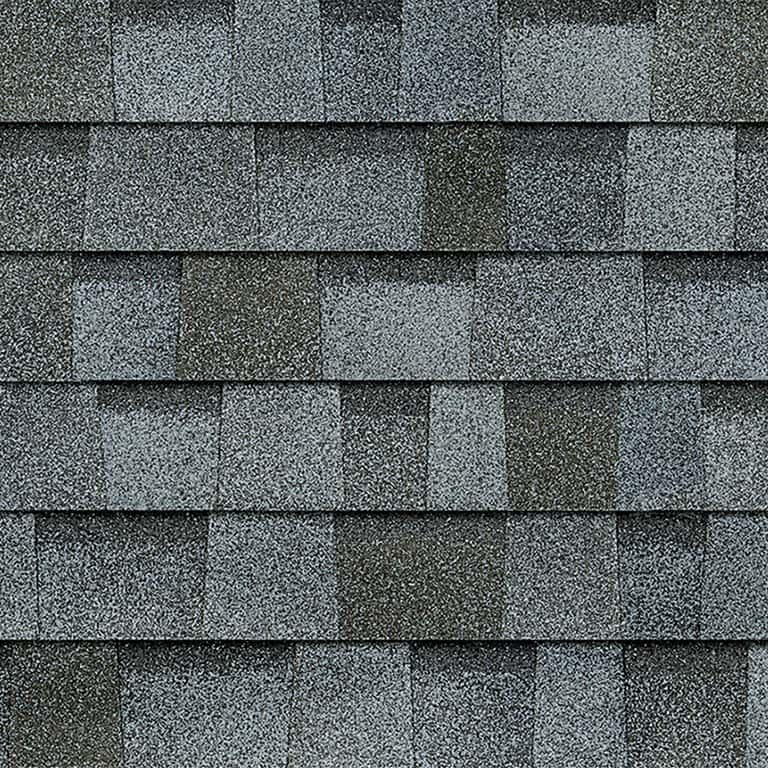 Owens Corning Duration Quarry Gray Swatch