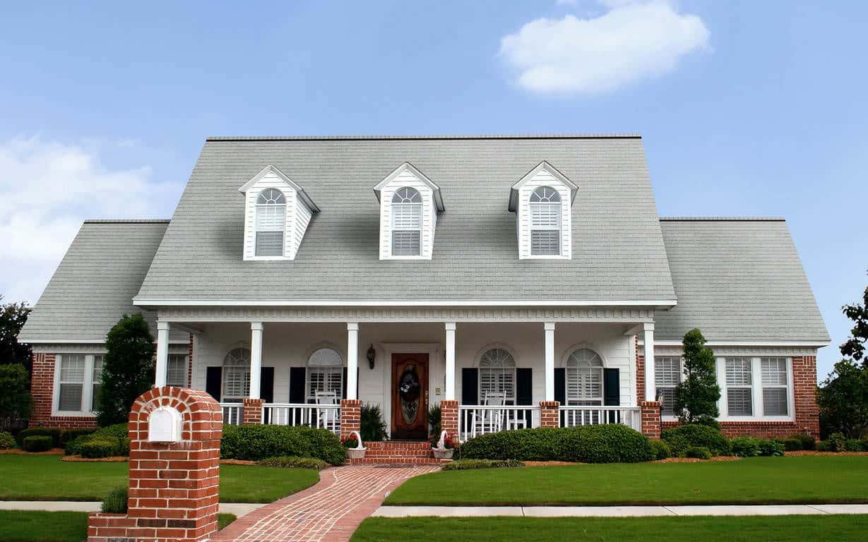Owens Corning Duration Shasta White House