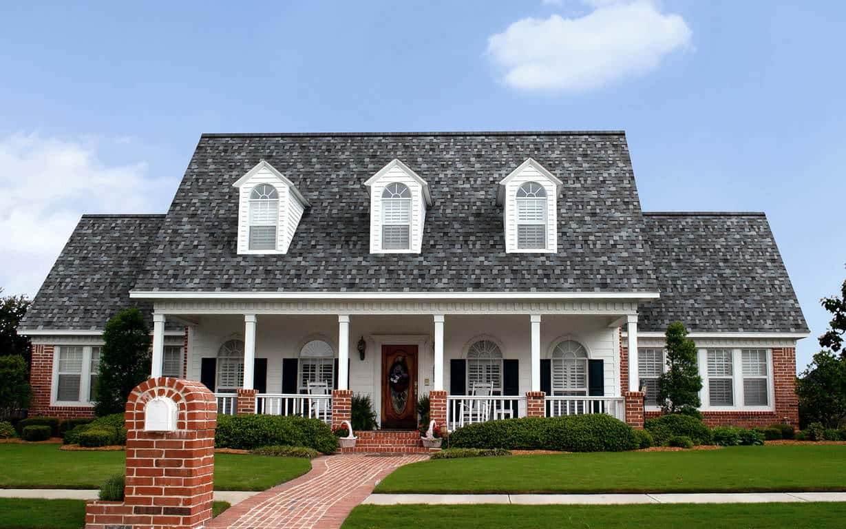 Owens Corning Duration Designer Pacific Wave House