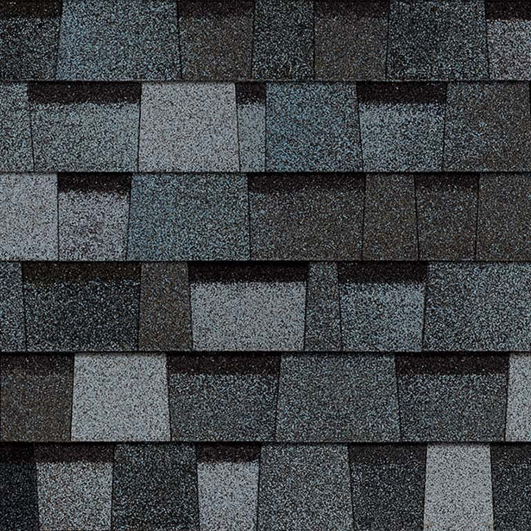 Owens Corning Duration Designer Pacific Wave Swatch