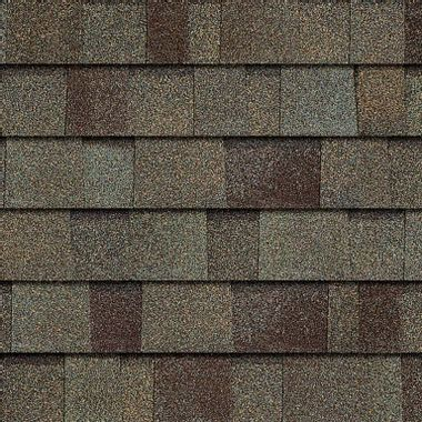 Owens Corning Duration Flex Driftwood Swatch