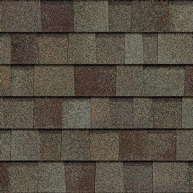Owens Corning Duration Storm Driftwood Swatch