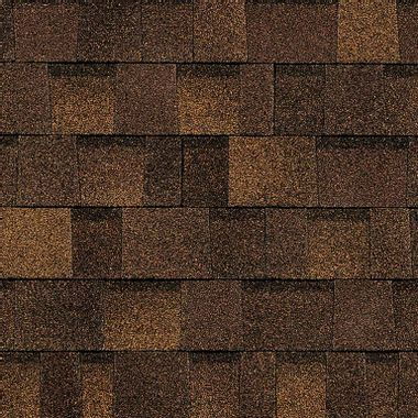 Owens Corning Oakridge Brownwood Swatch