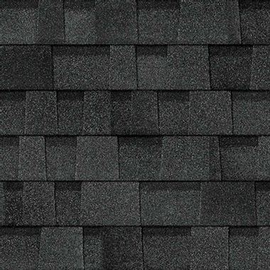 Owens Corning Oakridge Twilight Black Swatch
