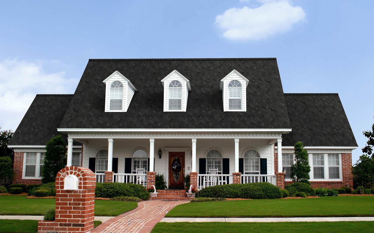 Owens Corning Woodcrest Carbon House