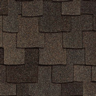 Owens Corning Woodcrest Chestnut Swatch